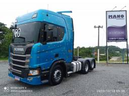 Scania R450 / ano 2020 6x2