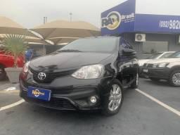 Toyota Etios XLS 1.5 Flex 5p Aut