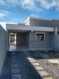 Casa com 2 dormitórios à venda, 90 m² por R$ 128.000,00 - Monguba - Pacatuba/CE