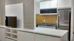 Apartamento Vila Flora 2D Mobiliado - 58m2