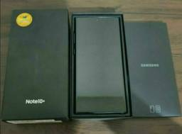 Galaxy Note 10+ completo 256/12gb