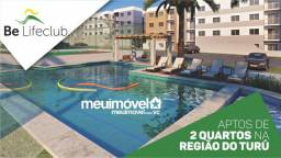 44- Be Life Club, Apartamentos na Av. General Arthur Carvalho- Turu