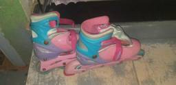 Vendo patins R$120,00