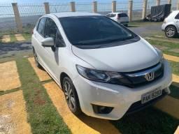 Honda Fit 15/16 EX Aut - Aceito Troca - 2016
