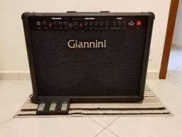 Amplificador Giannini GG12R Guitarra/Violão!