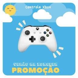 Controle Xbox one X   Branco   Lacrado com garantia comprar usado  Contagem