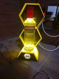 Display de bebida com led / tag da 51