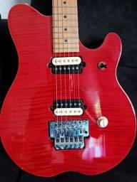 Guitarra Strinberg modelo Music Man com captadores Malagoli Custom Shop
