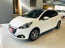 208 Griffe 1.6 Automatico 2019 - Financio ou Troco (Baixa Km)