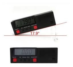 Inclinômetro Digital Medidor De Ângulos Alta Precisão Profis