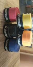 Overgrips para raquetes nessas cores.