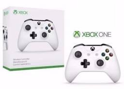 Controle Xbox One S - Branco