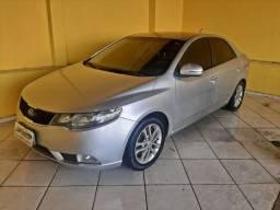 Kia Cerato EX3 1.6 Aut Completo Com Couro e IPVA 2021  pago!!!