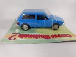Miniaturas de coleção carros nacionais