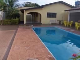 Casa de temporada em Rosana/SP
