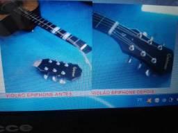 Conserto violão