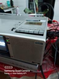 JVC CX/710US TV COLOR RADIO CASSETE