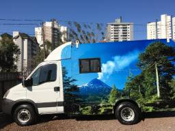 Motorhome iveco daily