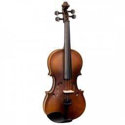 Violino Sverve Com Estojo 4/4 Satin