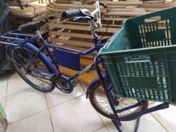 Bicicleta cargueira ( falta só freio)