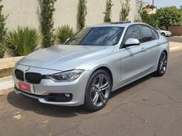 BMW 335i Sport 3.0T - Teto Solar - 306cv - Abaixo da Fipe - Oportunidade - 2012