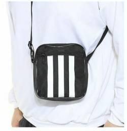 Bolsa Shoulder Bag Adidas 3Stripes (Produto Original e Novo)