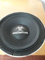 "Alto Falante Radioativo 12"" 1.100W Rms"