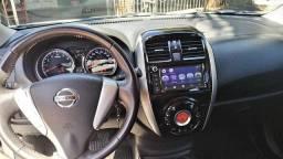 Nissan versa sl 1.6 completo 2019