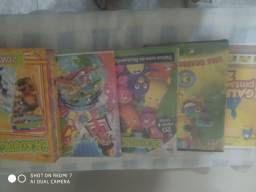 Dvd filmes infantis