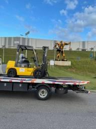 Título do anúncio: Empilhadeira Hangcha Diesel | 2,5 toneladas | Torre Triplex