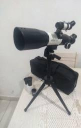 Telescopio Astronomico Refletor 350x60mm Jiehe