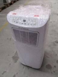 Ar Condicionado Portátil Phaser com Controle (Gela Muito) e também é Aquecedor.