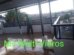 Título do anúncio: Guarda corpo panorama MV Multi Vidros.