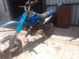 Título do anúncio: Mini moto50cc
