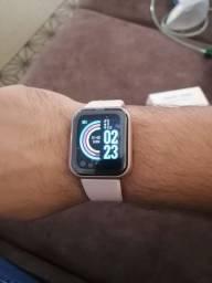Título do anúncio: smartwatch y68  *NOVO*