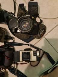 Título do anúncio: Câmeras fotográficas diversas