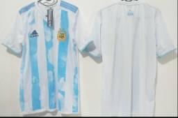 Título do anúncio: Camisa time Argentina