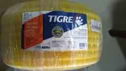 Título do anúncio: Conduíte PVC (Eletroduto) 20MM Tigre 50metros NOVO/Embalado