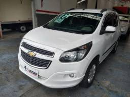 Chevrolet spin 2018 1.8 ltz 8v flex 4p manual