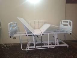 Título do anúncio: Aluguel cama hospitalar eletrônica 3 movimentos