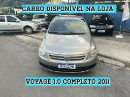 Título do anúncio: Voyage 1.0 completo flex 2011