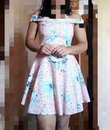 Título do anúncio: Vestido rodado