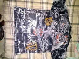 Camisa Do Corinthians Gaviões da fiel