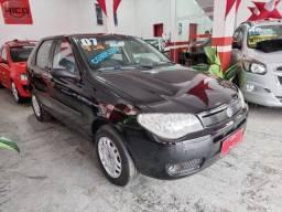 Título do anúncio: Fiat Palio ELX 2007  1.4 Flex Completo, Farol de Milha.