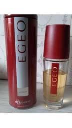 Título do anúncio: Perfume egeo woman o boticário 100ml descontinuado