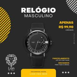 Título do anúncio: Relógio Masculino Preto