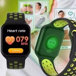 Título do anúncio: Smartwatch F8 - Todas as cores disponíveis