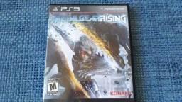 Torro jogo Metal Gear Rising: Revengeance PS3 original