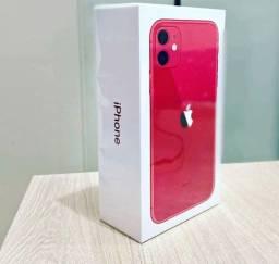 iPhone 11 red e preto