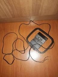 Antena para som AM e FM 12,00